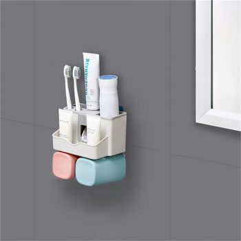 Tooth Brush Holders & Dispensers