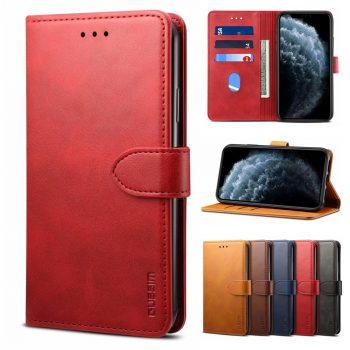 Iphone Case Magnetic Flip Wallet