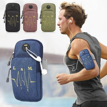 mobile phone sports pouch bag