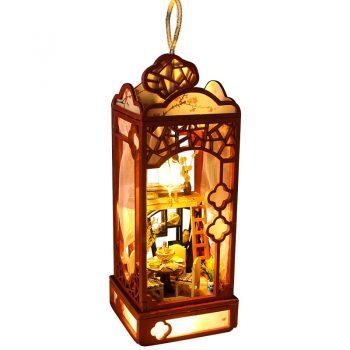 DIY Wooden Dollhouse Miniature