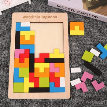 Wooden & Pegged Puzzles