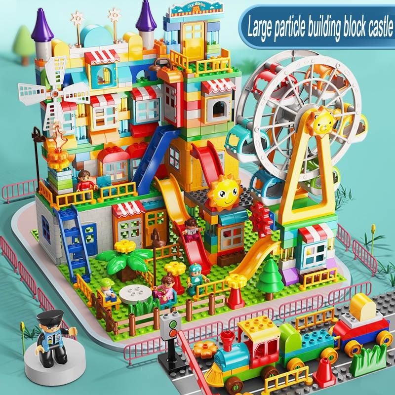 Building Block Amusement Park