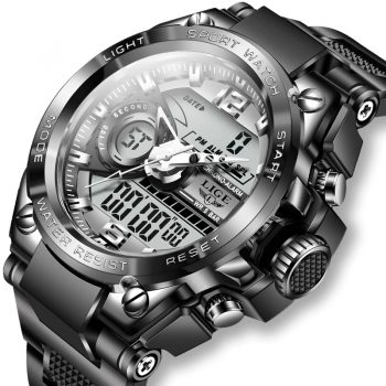 Sport Men Quartz Digital Watches