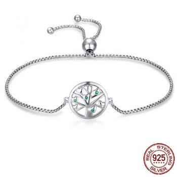 Charm Bracelet 925 Sterling Silver