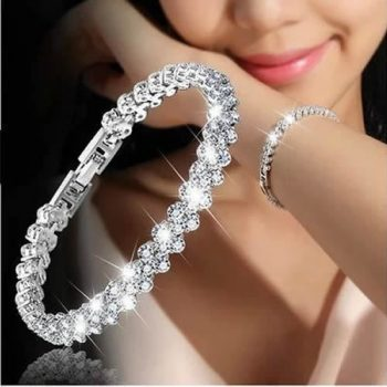 Wristband Crystal Bracelets