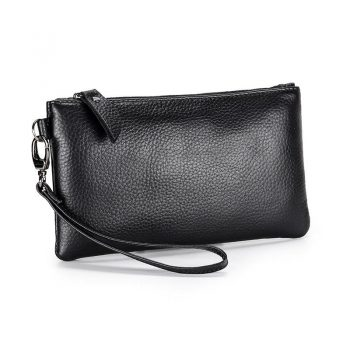 Clutches Soft Leather Bags