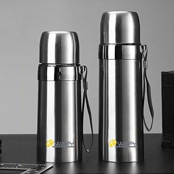 Double Layer Stainless Steel Vacuum Thermos