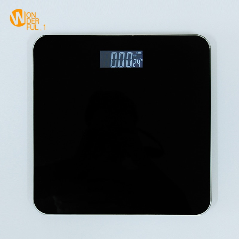 Digital Weight Scale LCD Display Body Weighing