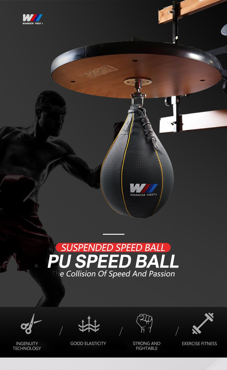 Speed Punching Ball Fitness Boxing Pear Set