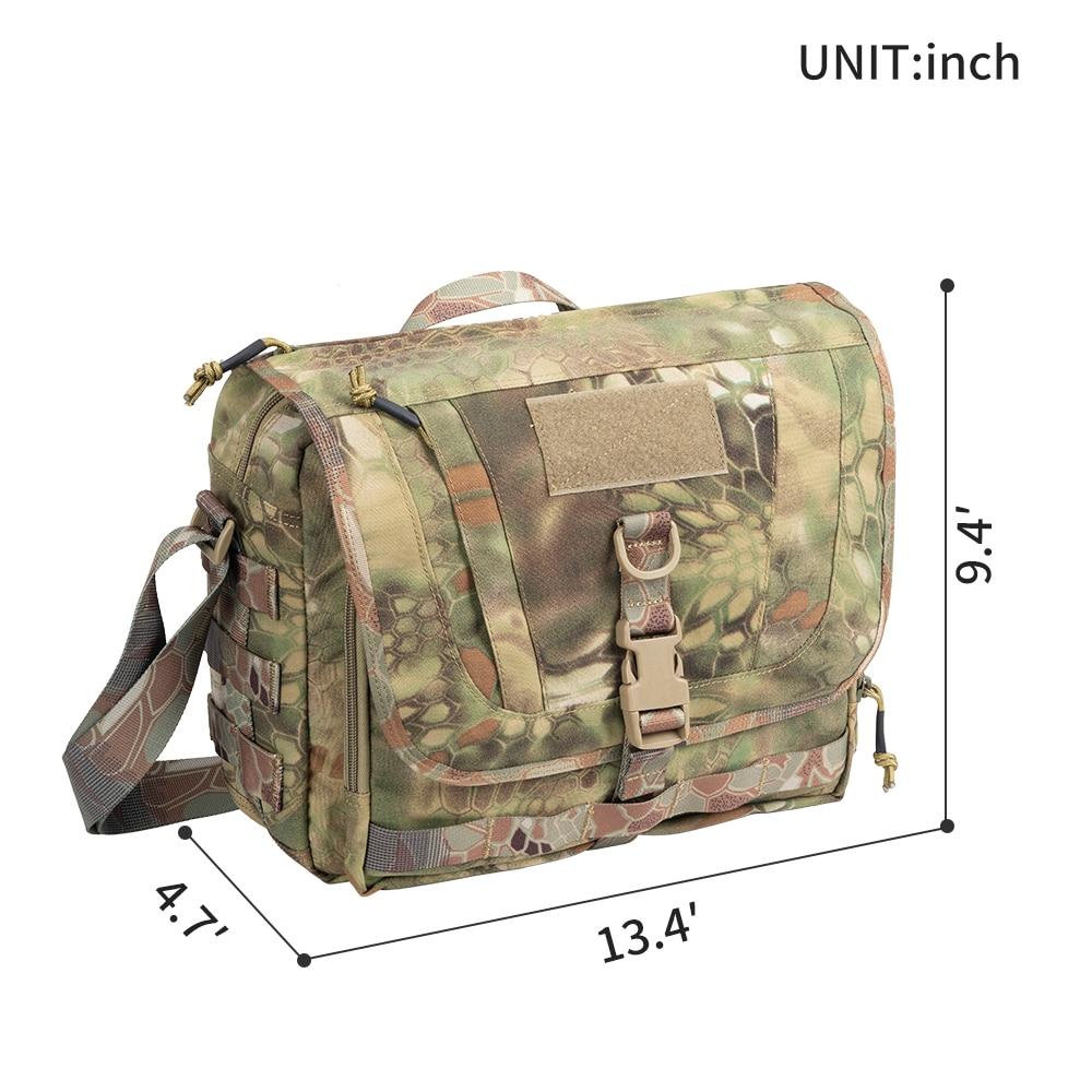 Hunting Bag Outdoor Waterproof Tactical Nylon Briefcase
